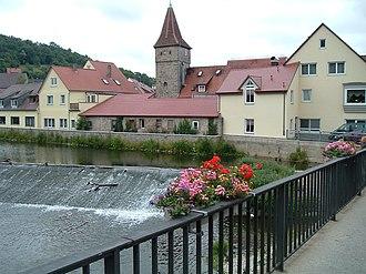 Creglingen - Image: Creglingen 07 04