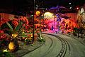 Cretaceous Period - Dark Ride - Science Exploration Hall - Science City - Kolkata 2016-02-22 0375.JPG