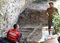 Crimea Paleontological Excavations Summer 2013 Location (DSCF4855).jpg