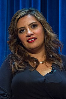 Cristela Alonzo at PaleyFest - preview for her show, Cristela
