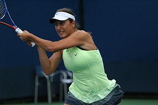 Cristina Dinu Romanian tennis player