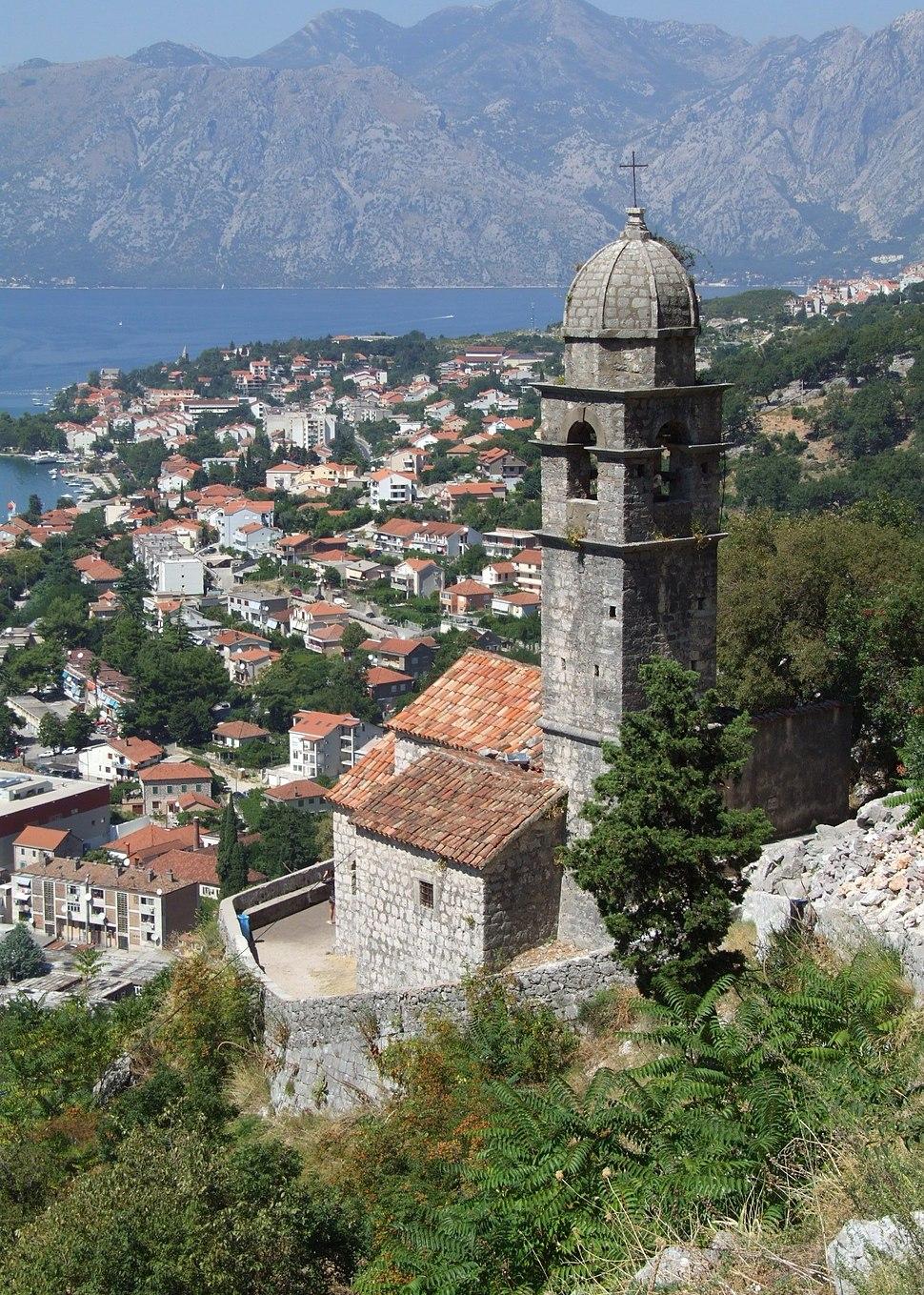 Crkva Gospa od Zdravlja (Kotor)