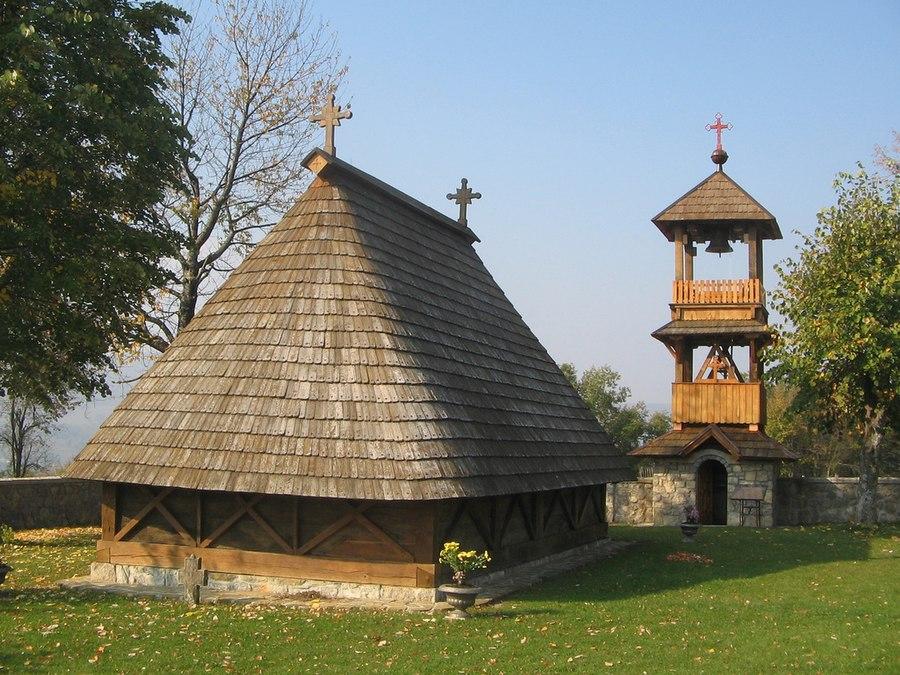 Old Church of St. Nicholas, Javorani