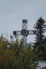 croix du Cap-Saint-Alexis