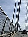 Crossing the ANZAC Bridge, Sydney, New South Wales 03.jpg