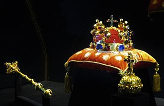 Bohemian Crown Jewels - Crown Jewels of Bohemia