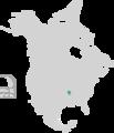 Cryptobranchus alleganiensis bishopi range map.png