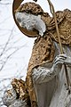 Csákánydoroszló, Nepomuki Szent János-szobor 2021 14.jpg