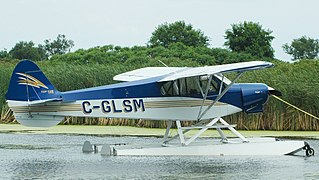 CubCrafters CC18-180 Top Cub American light aircraft based on the Piper PA-18 Super Cub