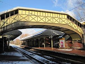 Cullercoats Metro station - Cullercoats Metro station
