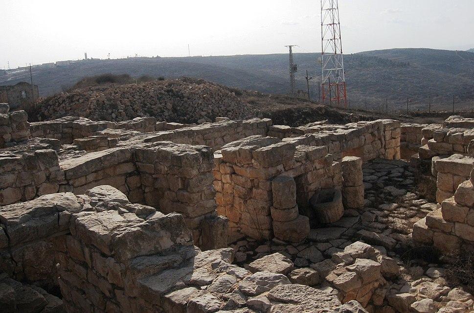 Culture of The Samaritans on Mount Gerizim 289