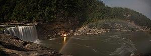 Cumberland Falls - Cumberland Falls Moonbow