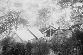 Curlew Camp - Curlew Camp before 1900