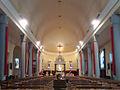 Cusano Milanino - chiesa di San Martino e L'Immacolata - interno.JPG