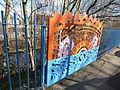 Cutting Edge - railings designed by Anuradha Patel - Northbrook Street, Ladywood (25169439841).jpg