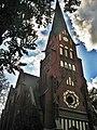 Częstochowa - Kościół ewangelicko-augsburski Wniebowstąpienia Pańskiego ..jpg