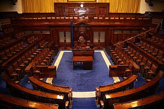 Lower house - Dáil Éireann, Republic of Ireland