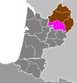 Département de la Dordogne - Arrondissement de Bergerac.PNG