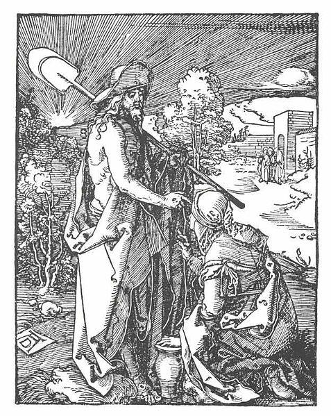File:Dürer - Noli me tangere.jpg