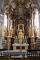 D-7-73-117-11 Buggenhofen Wallfahrtskirche Hochaltar-Chor 012.jpg