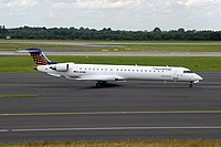 D-ACNG - CRJ9 - Lufthansa