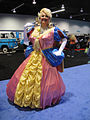 D23 Expo 2011 - being a Disney princess can be a wonderful drag (6075801246).jpg