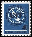 DBP 1965 476 100J Internationale Fernmeldeunion ITU.jpg