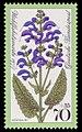DBP 1977 952 Wohlfahrt Wiesenblumen Wiesensalbei.jpg
