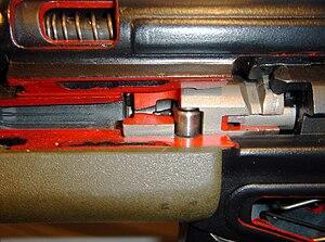 Atelier Mécanique de Mulhouse - Image: DCB Shooting G3 Roller system 3