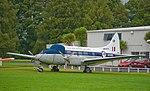 DH 104, ZK-KTT, Ardmore, Auckland, 17 April 2008 (2429849855).jpg
