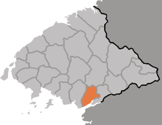 Unjon County County in North Pyŏngan, North Korea