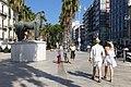 DSC 1436, Monumento equestre, promenade.jpg