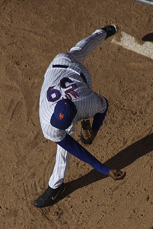 Guillermo Mota - Mota with the Mets in 2007