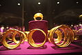 Dacian Gold Bracelets at the National Museum of Romanian History 2011 - 2.jpg