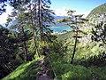 Dalfazer Wasserfall Klettersteig Ausstieg.jpg