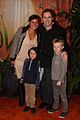 Damien Leith and his wife Eileen and children (7982313747).jpg