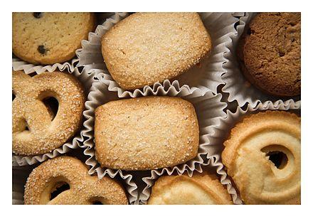 chokolade cookies arla