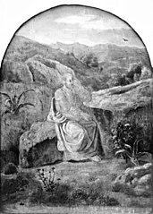 The Prophet Elijah in the Desert