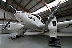 Danmarks Flymuseum, Stauning - KZ IV Ambulance (27243344703).jpg