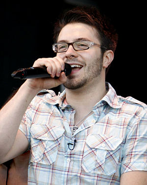 Danny Gokey - Gokey in his hometown of Milwaukee, Wisconsin on May 8, 2009