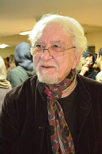 Dariush Shayegan - Shaygan in 2013