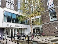Darwin Building Entrance, Royal College of Art, Jay Mews.jpg