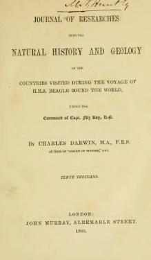 Darwin Journal of Researches.djvu