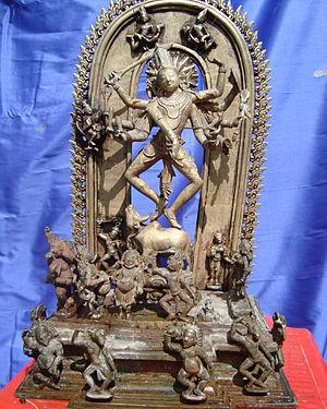 Melakadambur - Pala dynasty image of Nataraja