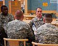 Davenport speak with SHAPE NCOs (6918128418).jpg