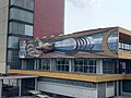 "David Alfaro Siqueiro's mural ""Mexico's History Dates or The Right for Culture"".jpg"