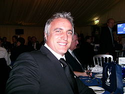 David Ginola in december 2008