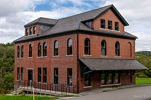 National Register of Historic Places listings in Tucker County, West Virginia - Image: Davis Coal and Coke 1 2