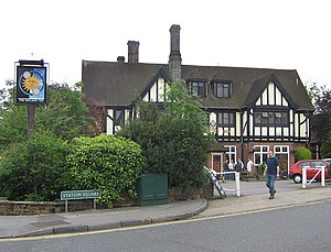 Petts Wood - The Daylight Inn, 2011