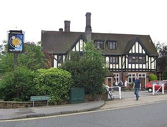 Petts Wood - The Daylight Inn, 2011